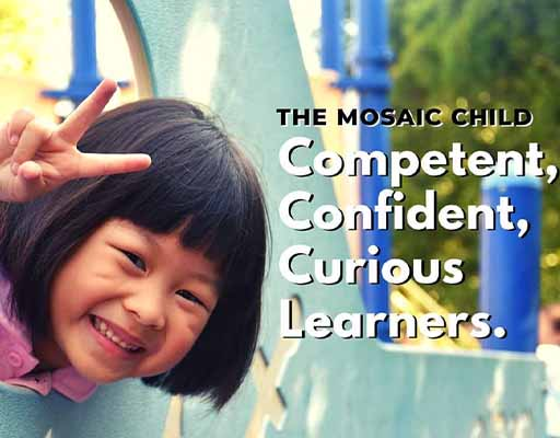 Mosaic Kindergarten - The Best Preschool in Singapore